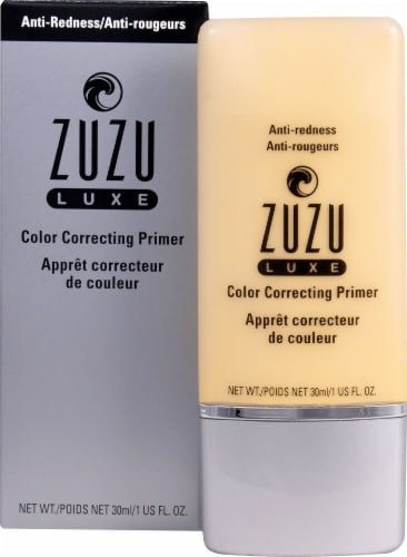 Gabriel  ZuZu Luxe Color Correcting Primer Perspective: front