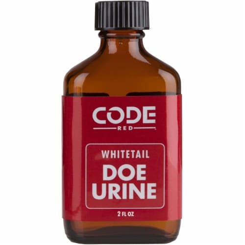 Code Red Scents OA1324 Code Red Doe Urine-2oz Perspective: front