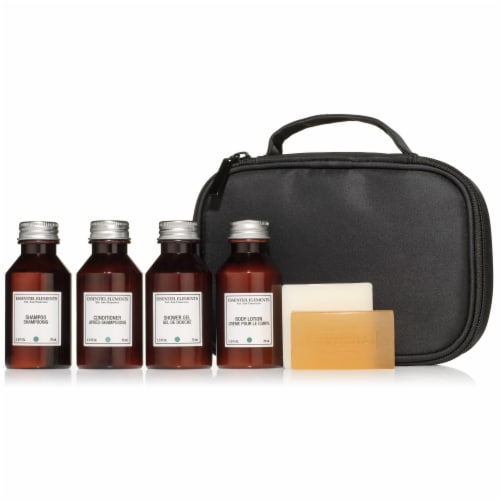 Essentiel Elements Rosemary Mint Jet Set Travel Pack Perspective: front