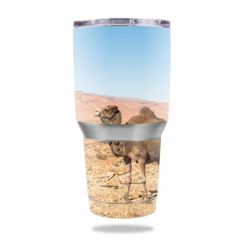 MightySkins OZTUM30-Camel Friend Skin for Ozark Trail 30 oz Tumbler - Camel Friend Perspective: front