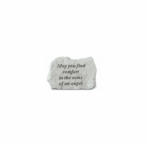Kay Berry- Inc. 76620 May You Find Comfort - Memorial - 5.25 Inches x 3.5 Inches Perspective: front