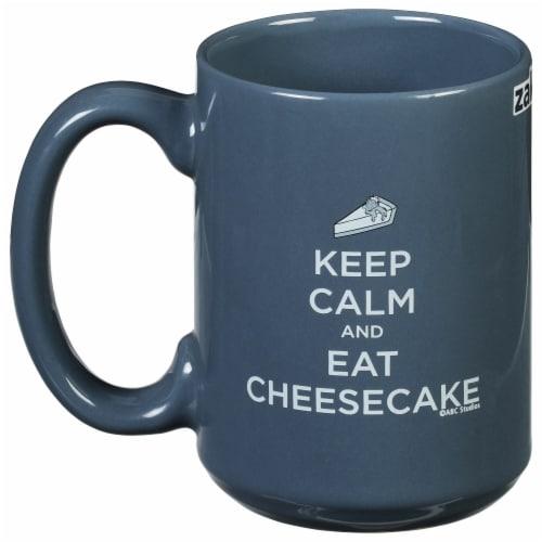Zak Designs Golden Girls Large Ceramic Mug Perspective: front