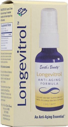 Earth's Bounty  Longevitrol™ Anti-Aging Formula Perspective: front