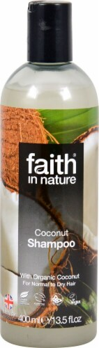 Faith in Nature  Shampoo Coconut Perspective: front