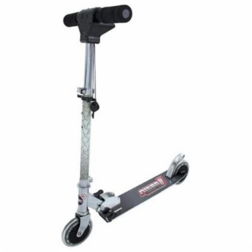 Sion NITRO2 ZINC Nitro Scooter Perspective: front