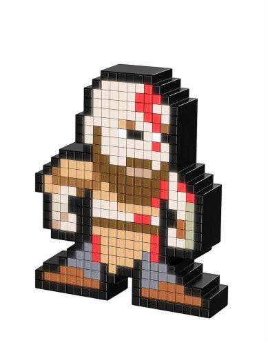 Pdp Pixel Pals Kratos Collectible - Assorted Perspective: front