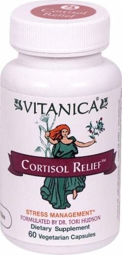 Vitanica  Cortisol Relief™ Perspective: front