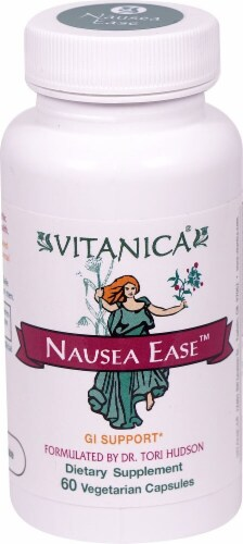 Vitanica  Nausea Ease™ Perspective: front