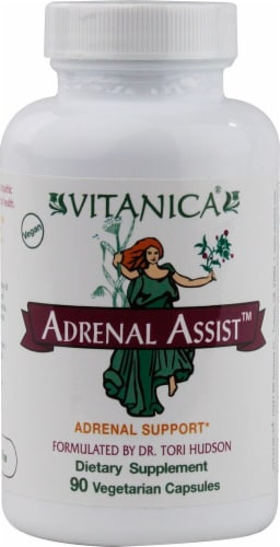 Vitanica  Adrenal Assist™ Perspective: front