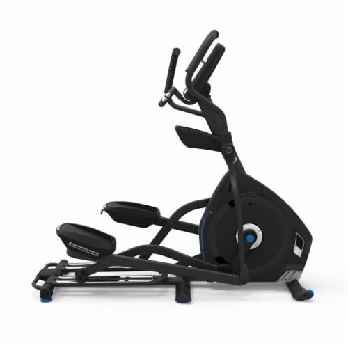 Nautilus E618 Performance Series Home and Gym Workout Cardio Elliptical Trainer Perspective: front