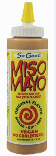 Miso Mayo Original Flavor Perspective: front