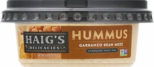 Haig's Delicacies Original Hummus Perspective: front