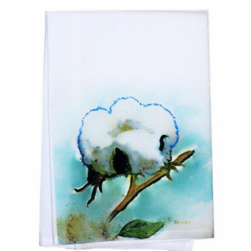 Betsy Drake GT998 Cotton Ball Guest Towel Perspective: front