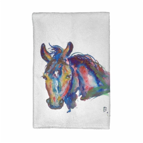 Betsy Drake KT150 Nellie Kitchen Towel Perspective: front