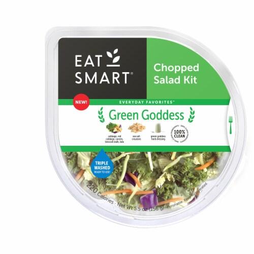 Eat Smart Green Goddess Chopped Salad Kit Perspective: front