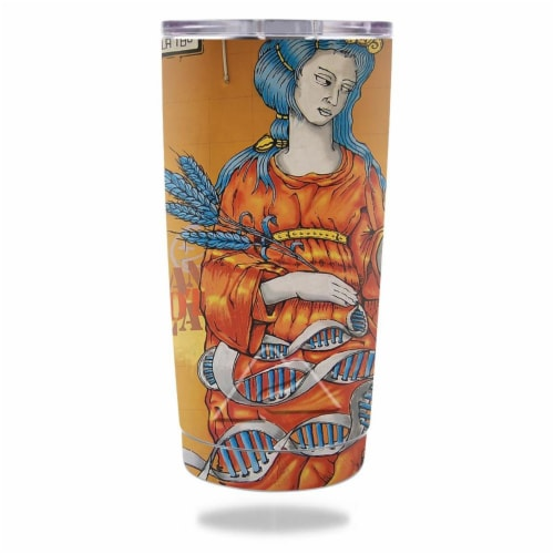 MightySkins OZTUM20-Mother Earth Skin for Ozark Trail 20 oz Tumbler 2016 - Mother Earth Perspective: front