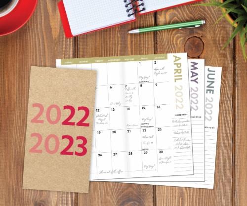 Kraft 2022-23 2-year Pocket Planner Perspective: front