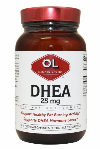 Olympian Labs  DHEA Perspective: front