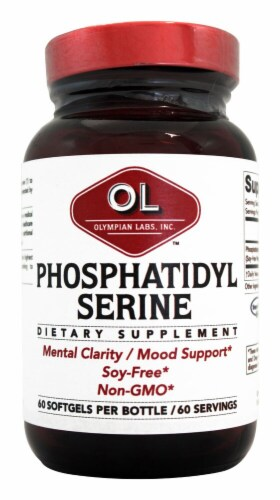 Olympian Labs  Phosphatidyl-Serine Perspective: front