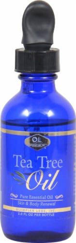 Olympian Labs  Tea Tree Oil Perspective: front