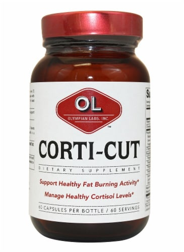 Olympian Labs  Corti-Cut Perspective: front