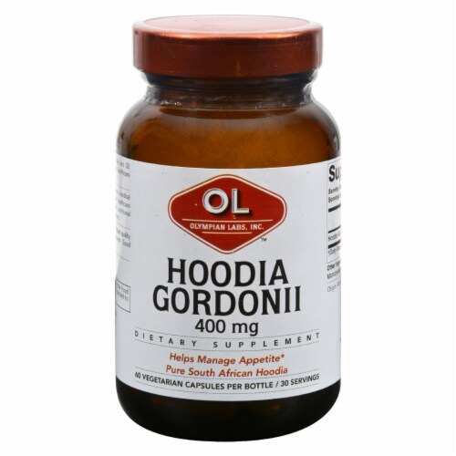 Olympian Labs  Hoodia Gordonii Perspective: front