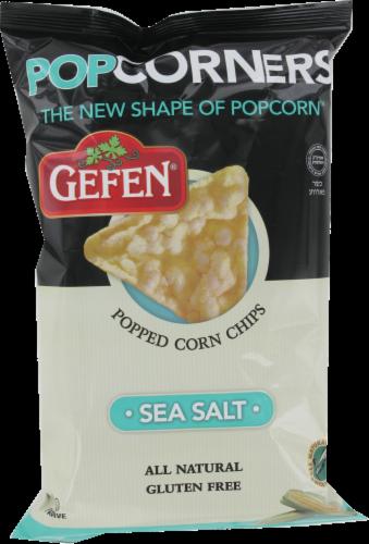 Gefen Sea Salt Popcorners Perspective: front
