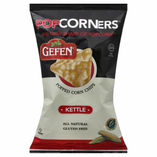 Gefen Kettle Pop Corners Perspective: front