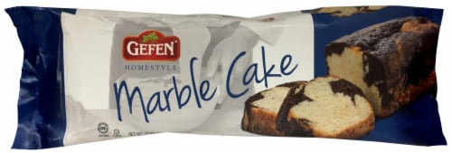 Gefen Marble Cake Perspective: front