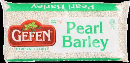 Gefen Pearl Barley Perspective: front