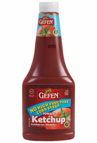 Gefen Tomato Ketchup Perspective: front