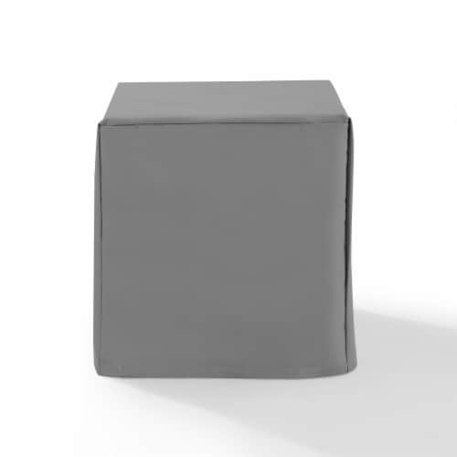 Outdoor End Table Furniture Cover Perspective: front