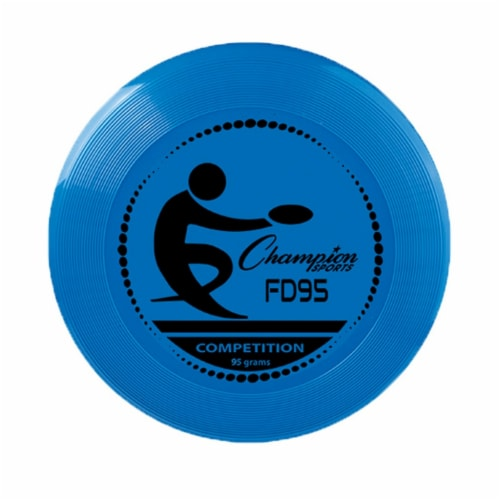 Flying Disc Plastic Frisbee Perspective: front