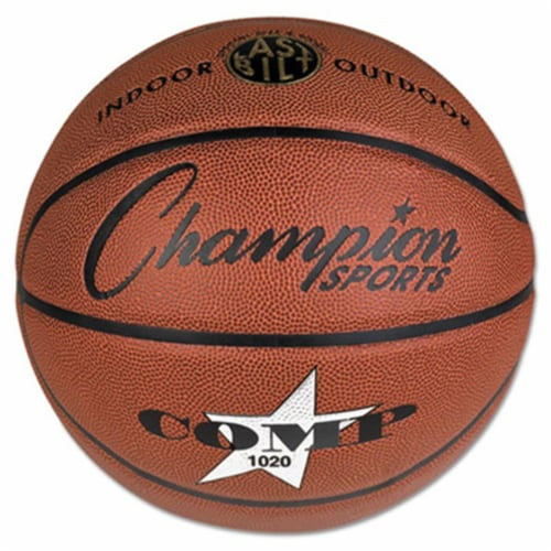 Champion Sports Basketball,Size 7,Composite Cover HAWA SB1020 Perspective: front