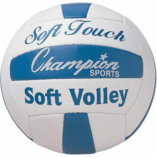 Champion Sports  BL171P Soft Touch Volleyball Perspective: front