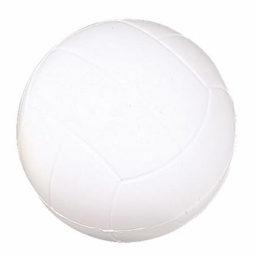 Champion CSIVFC Foam Volleyball Ball - Yellow Perspective: front