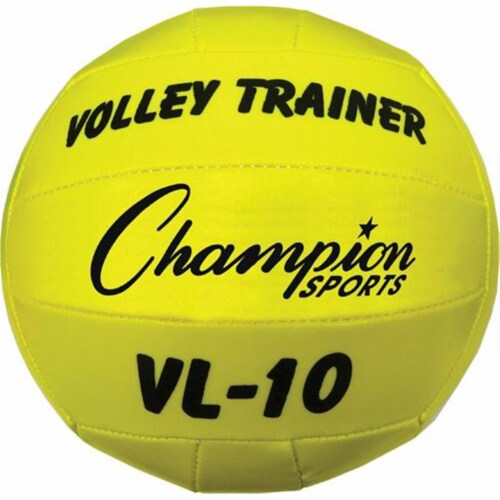 Champion Sports  BA500P 23 in. Olympia Sof-Train Volleyball Perspective: front