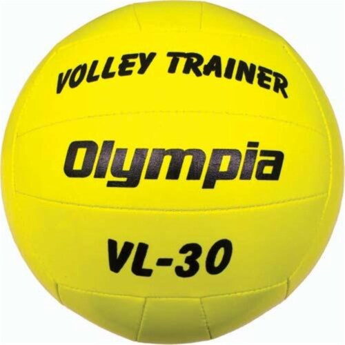 Champion Sports  BA502P 31 in. Olympia Sof-Train Volleyball Perspective: front