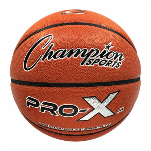 Champion Sports PROXM 9.8 x 9.8 x 9.8 in. Prox Men Basketball Perspective: front