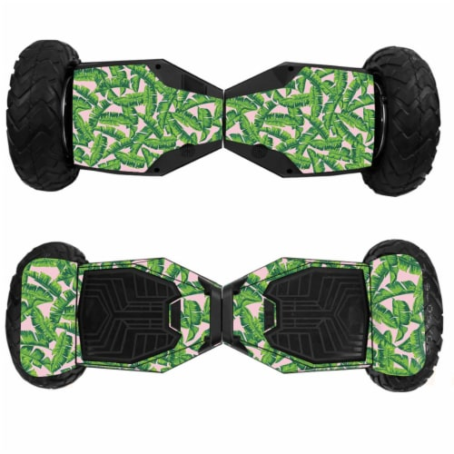 MightySkins SWT6-Jungle Glam Skin for Swagtron T6 Off-Road Hoverboard - Jungle Glam Perspective: front