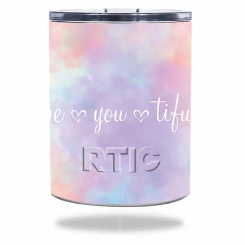 MightySkins RTLOW10-Beyoutiful Skin for RTIC 10 oz Lowball 2016 - Beyoutiful Perspective: front