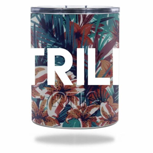 MightySkins RTLOW10-Trill Skin for RTIC 10 oz Lowball 2016 - Trill Perspective: front