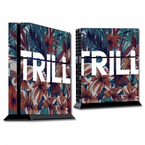 MightySkins SOPS4-Trill Skin for Sony Playstation PS4 Console - Trill Perspective: front