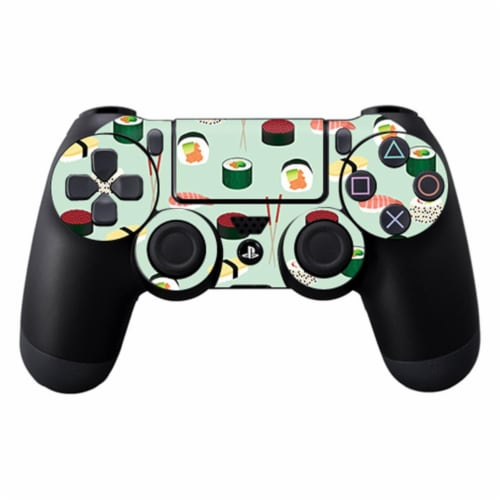 MightySkins SOPS4CO-Sushi Skin Decal Wrap for Sony Playstation Dualshock PS4 Controller - Sus Perspective: front