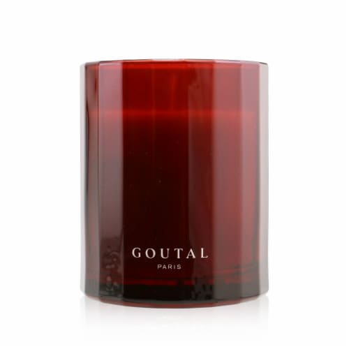 Goutal (Annick Goutal) Refillable Scented Candle  Ambre Et Volupte 185g/6.5oz Perspective: front