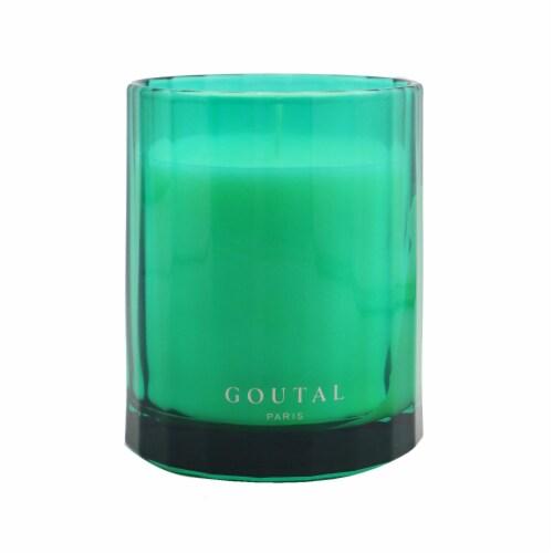 Goutal (Annick Goutal) Refillable Scented Candle  Un Jardin Aromatique 185g/6.5oz Perspective: front