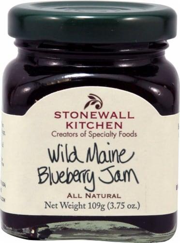 Stonewall Kitchen  Jam   Wild Maine Blueberry Perspective: front