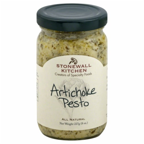 Stonewall Kitchen Artichoke Pesto Perspective: front