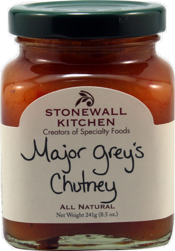 Stonewall Kitchen Major Grey's Chutney Perspective: front