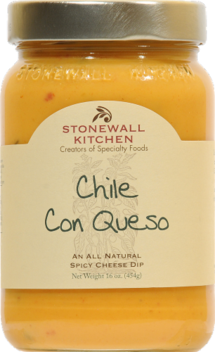 Stonewall Kitchen Chile Con Queso Perspective: front